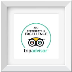 Mountain Retreat wins TripAdvisor Award for 8th year