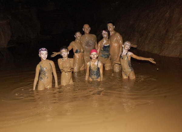 yangshuo weather spring mud cave - Yangshuo Mountain Retreat tours