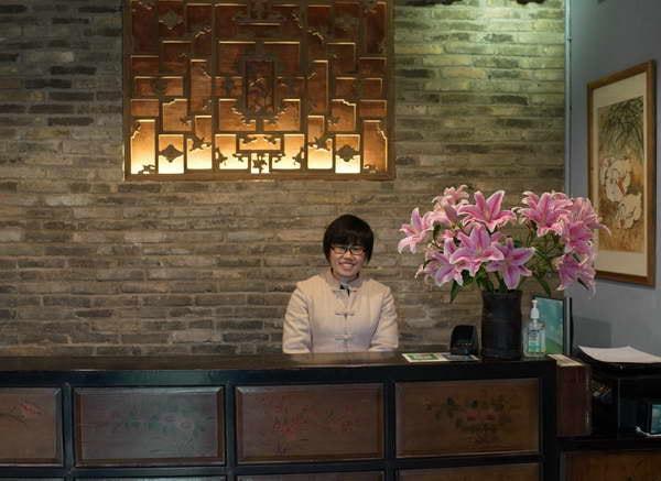Yangshuo Mountain Retreat reception Yangshuo weather Winter